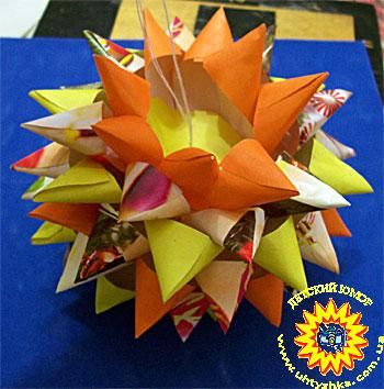 Бумажная игрушка своими руками ежик из бумаги